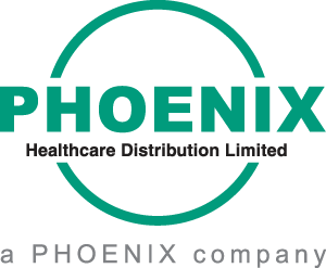 PHOENIX Healthcare Distribution Logo