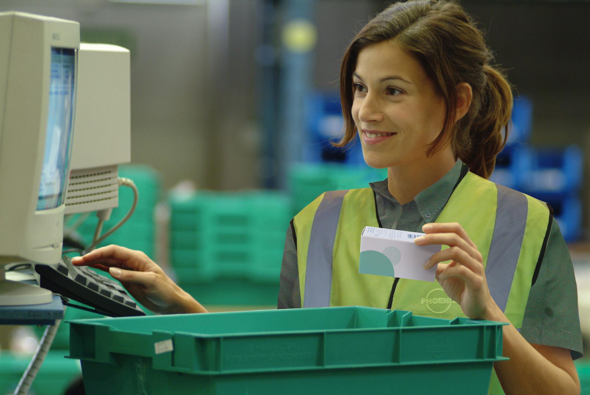 GlaxoSmithKline UK Pharmaceuticals selects PHOENIX in new Reduced Wholesale Model distribution agreement